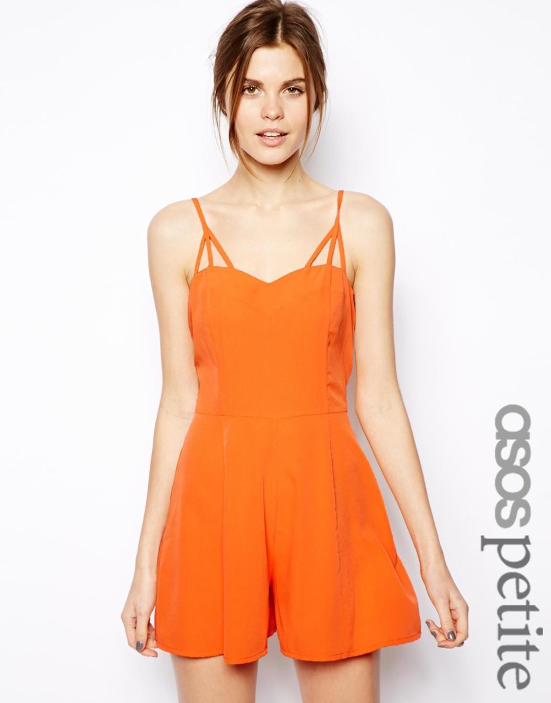 orange-asos-asos-petite-playsuit-with-multi-strap-detail-screen