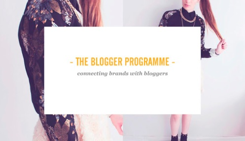 the-blogger-programme