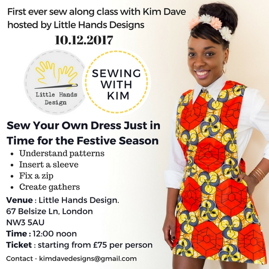 Sewing With Kim 2017 Kim Dave